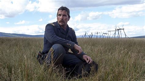 The Last Thing I See: 'Hostiles' (2017) Movie Review
