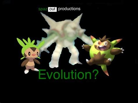 NEW Chespin final evolution!?!? Pokemon X and Y News - YouTube