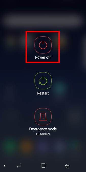 How to use Safe Mode on the Samung Galaxy S8 – Next