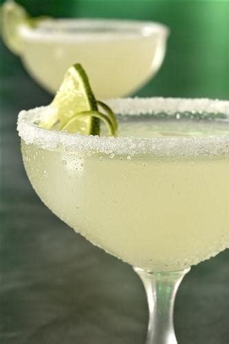History of the Margarita Cocktail