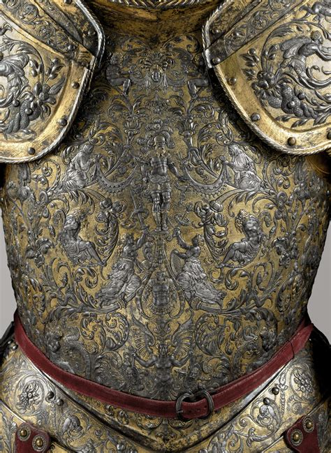 Armor of Henry II, King of France (reigned 1547–59) | Jean