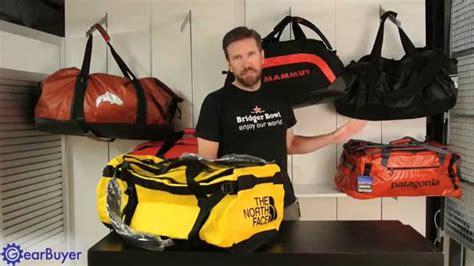 The North Face Base Camp Duffel Review - YouTube