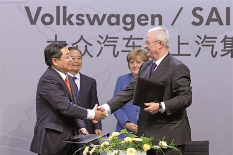 """German Paper: """"China Steals Volkswagen Patents"""" - The"""