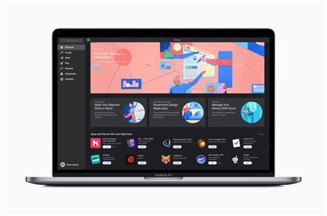 The Mac App Store welcomes Office 365 - Apple