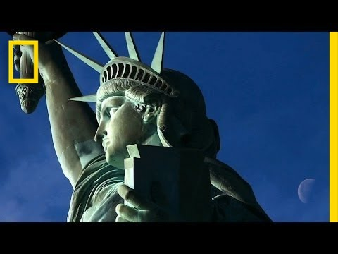 US History: The Statue of Liberty for Kids