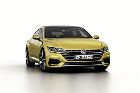 New 2018 VW Arteon Four-Door Coupe Is The CC's More