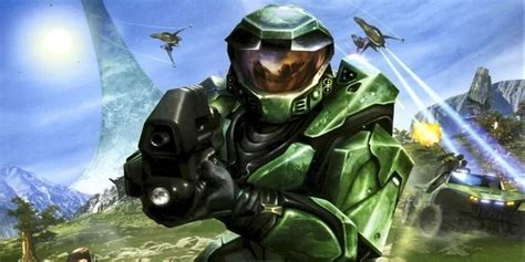 The Evolution of Master Chief from Halo: Combat Evolved to