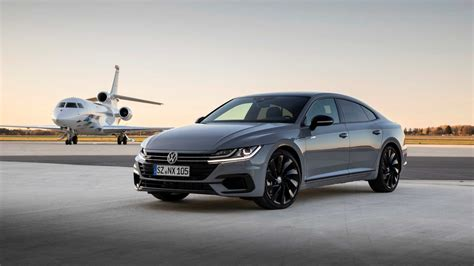VW Arteon R-Line Edition Launched In Europe As Flagship