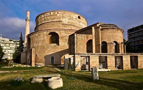 Museums, Churches, Archaelogical Sites of Thessaloniki, Greece