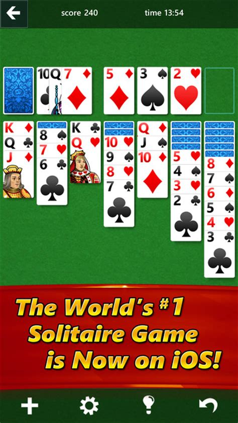 Download: Microsoft Solitaire Collection for iPhone, iPad