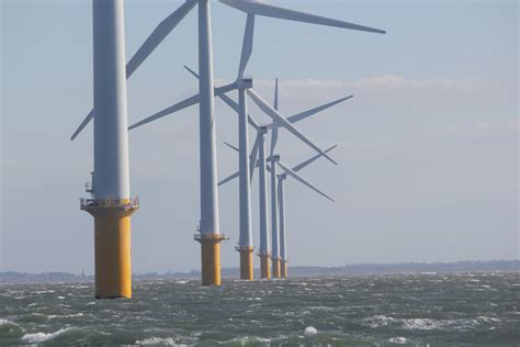 Offshore Wind Energy is Booming in Europe - Yale E360