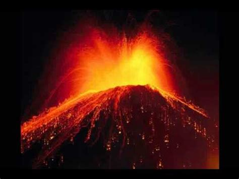 Volcanic effects, and predicting volcanoes - YouTube