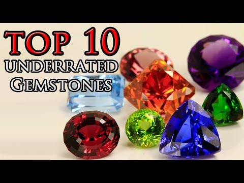 10 Most Valuable Gemstones Ever Found - YouTube