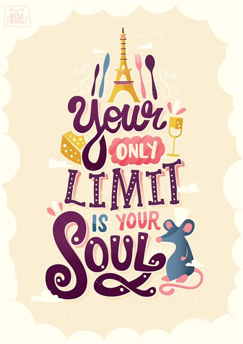 Vibrant Typographic Illustrations Of Inspiring Quotes From