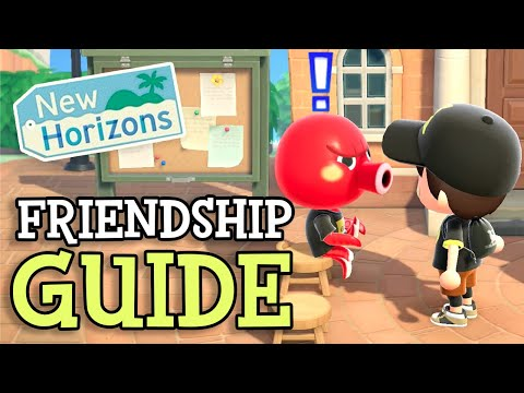 A Closer Look At The Animal Crossing: New Horizons