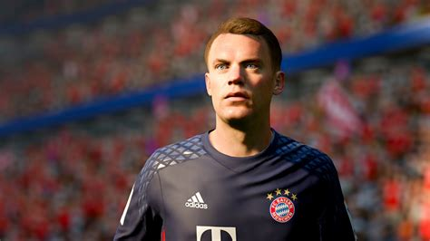 Fifa 17's top 10 top-rated goalkeepers