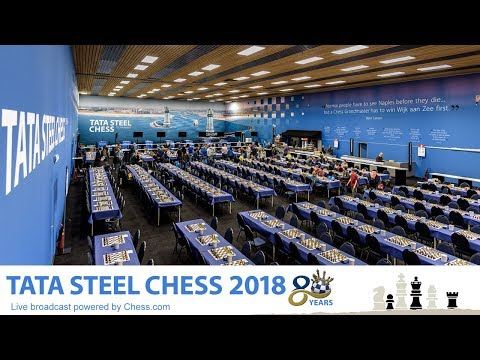 Tata Steel Masters Chess: Viswanathan Anand plays out draw