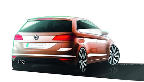 VW Golf Sportsvan Concept Unveiled, Is Actually the Golf