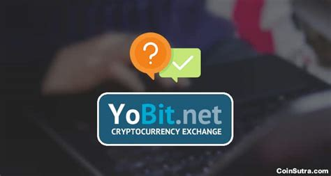 YoBit Exchange Review: Legit or a Scam?