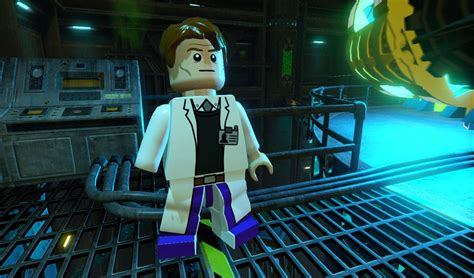 LEGO Marvel Super Heroes Preview for PS Vita - Cheat Code