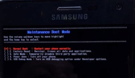 [Solved] Samsung is Stuck into Boot Screen