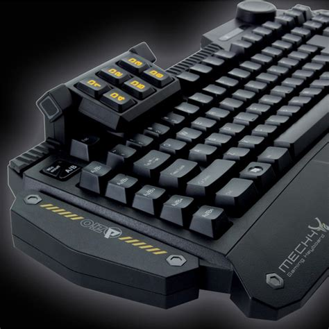 AZiO Releases New Levetron Mech4 Mechanical Gaming