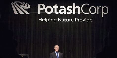 PotashCorp Takeover Offer Rejected Again By German